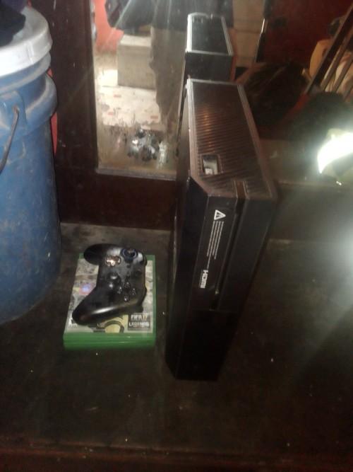 Xbox Oner Work 2-cd 1 Control One Terabyte 34 G