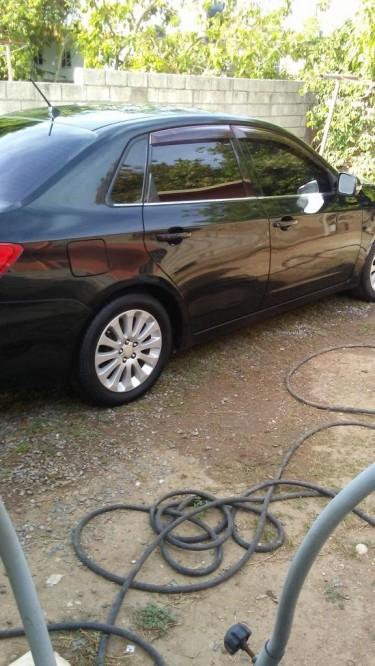 2010 Subaru Imprezza