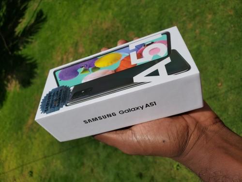 Brand New Samsung Galaxy A51
