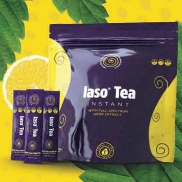 Instant Iaso Lemon Tea