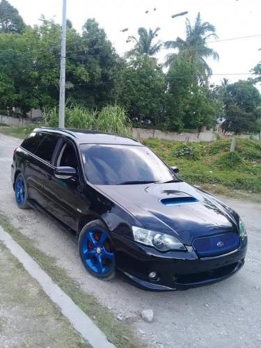 2003 Legacy Turbo