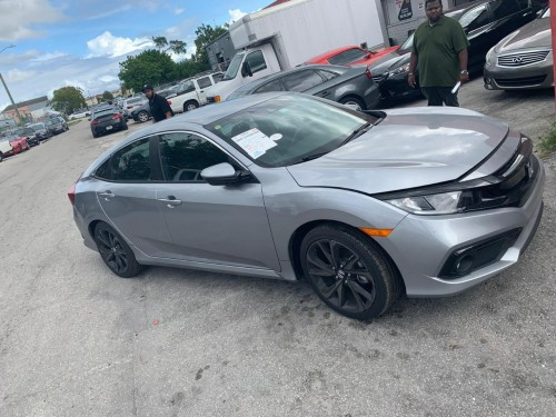 2019 Honda Civic For $3.2 Mil Newly IMPORTED