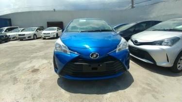 2018 Toyota Vitz (Call Or Whatsapp 8765964027 For)