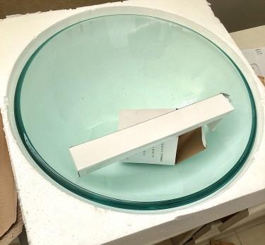 Brand New Glass Hand/Face Basin