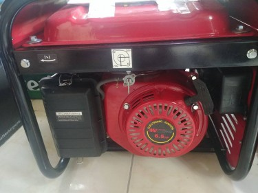 Mil Germany ML8500W Silent Air Cooled Generator