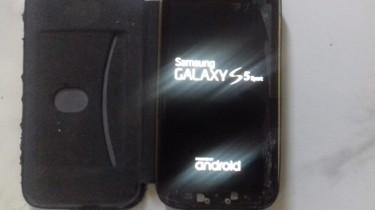 Samsung Galaxy S5 Sale!(Used)