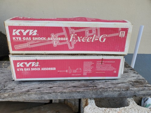 KYB  Gas Shock Absorber Excel G