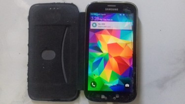 Samsung Galaxy S5(works Great!)