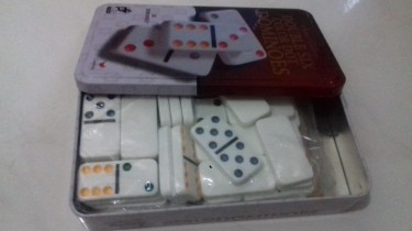 Brand New Dominoes GAMES Set (SALE! )