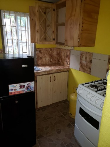 1 Bedroom Furnished House. Single Occupancy