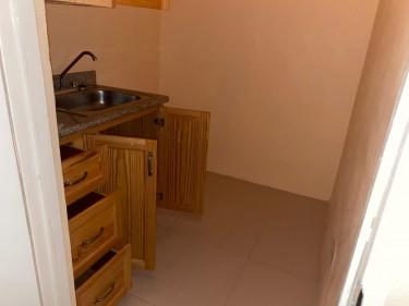 1 Bedroom Studio Apt Including Light & Water