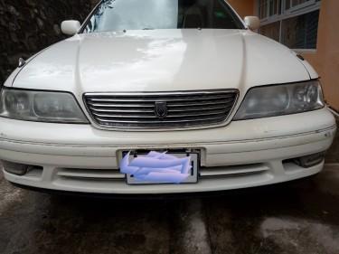 1997 Toyota Mark 2