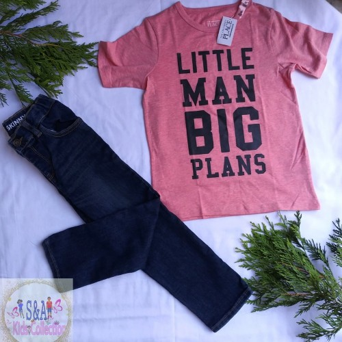Boys Pants 4T And Top 5T