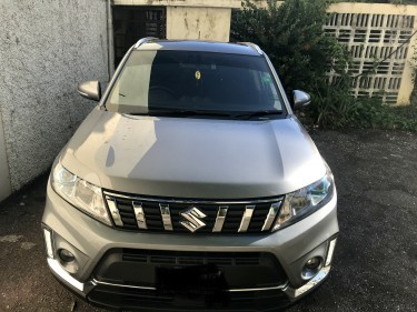 2019 Suzuki Vitara Vans & SUVs University Of The West Indies