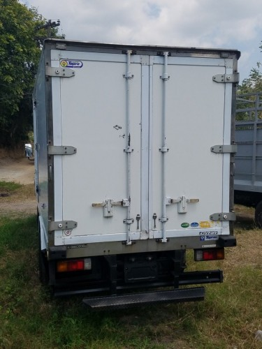 5 Ton 2010 Toyota Dyna Freezer Truck For Sale