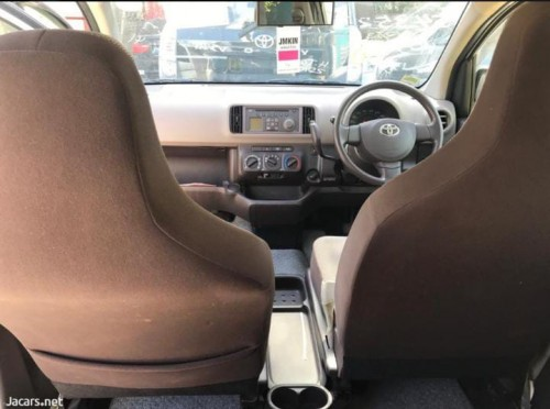 2014 Toyota  Passo Newly Imported 4 Cylinder Engin