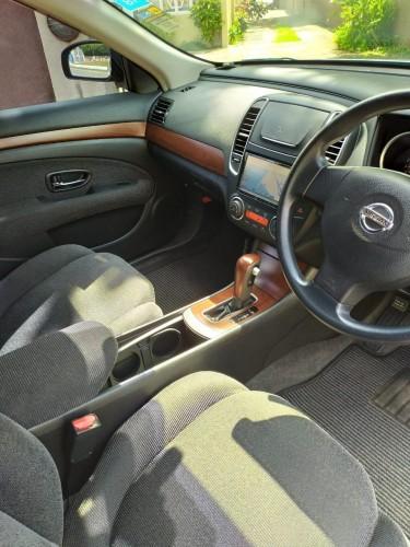 2012 Nissan Bluebird Sylphy