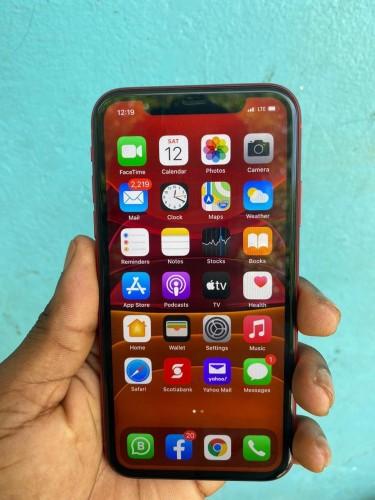 R-SIM IPhone 11 Red 64GB