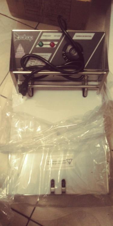 Countertop Electric Deep Fryer
