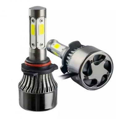 4 Side LED Carr Light (H4, H1, H11, 9006 And 9005)