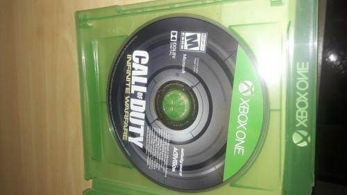 Call Of Duty Infinite Warfare Xbox One Cd