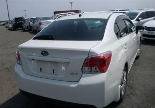 2016 Subaru G4