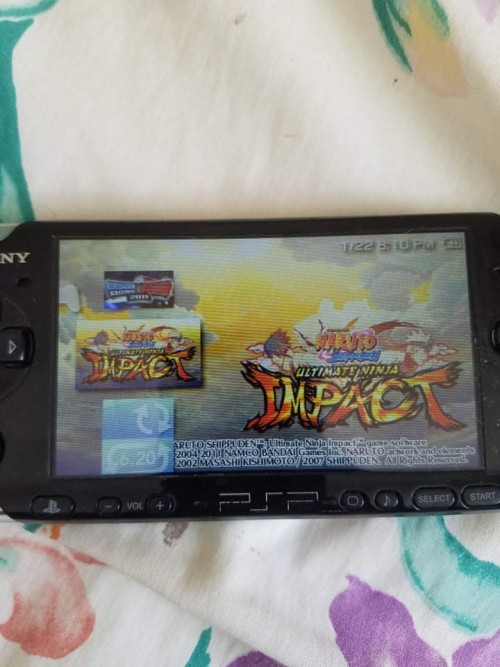 Psp3000 With CD And A Free D Color Tablet