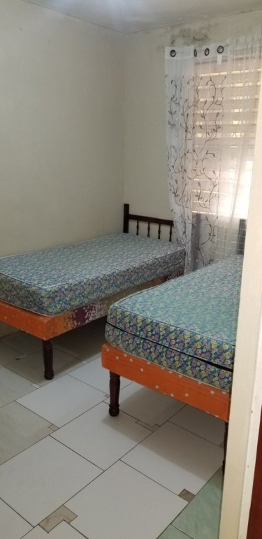 Furnished 3 Bedrooms Living Room Bath & Kitch