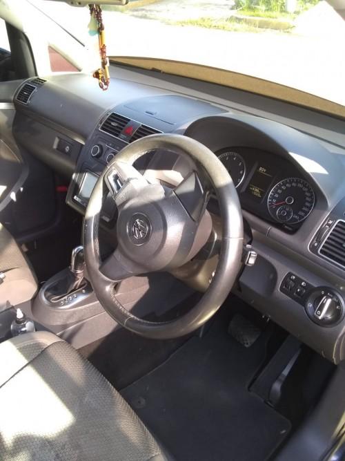 2013 VW Blue Car (Lady Driven)