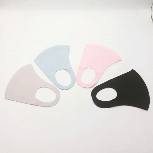 Ice-Silk Corona Mask. Feels Light! Looks Silky!