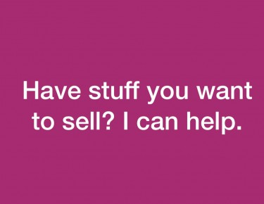 I Can Help U Sell Your Stuff Faster Any Category