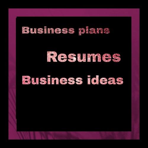 Logo, Business Cards, Business Plans, Resume , Etc
