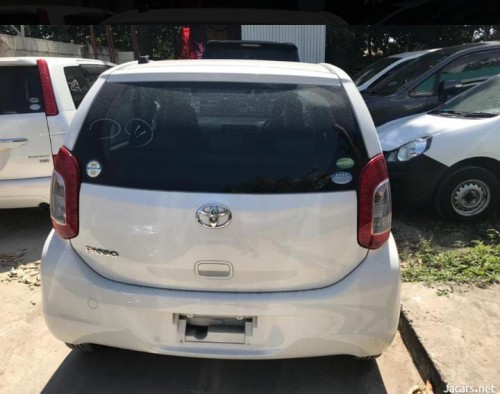 2014 Toyota  Passo Newly Imported For Sale 1500cc