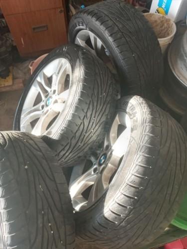 BMW Rims & Tires