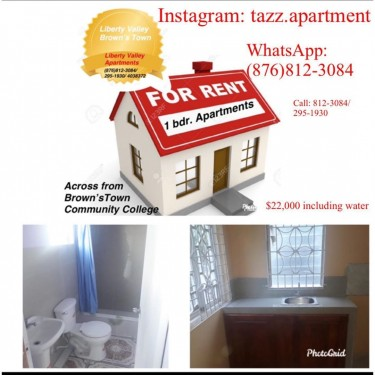 2 Houses On One Property- Apartment For Sale