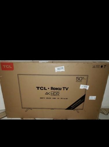 Tcl 50 Inch Roku Tv