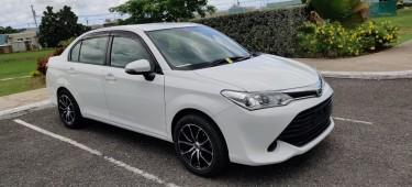 2015 Toyota Axio New Import