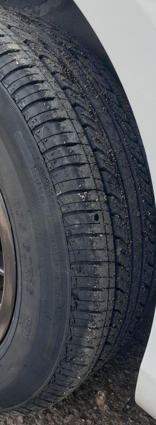 Set Of 205/60/16 Tires