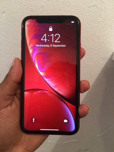 IPhone XR Product Red 64 Gb