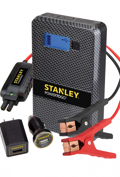 Lithium Ion Power Station Jump Starter And 8000mAh