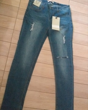 Jeans Size 8 And 10