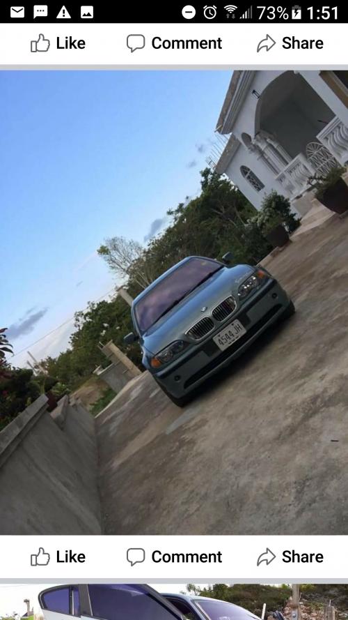 2003 E46 BMW Car