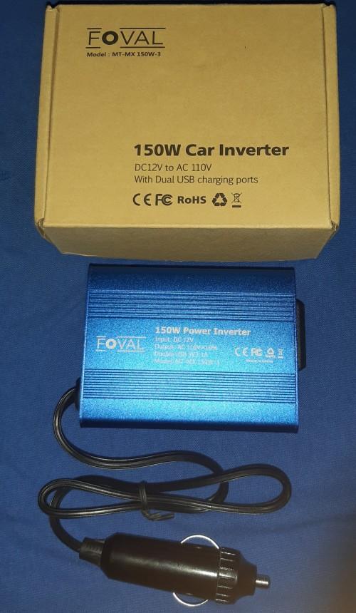 150W CAR INVERTER