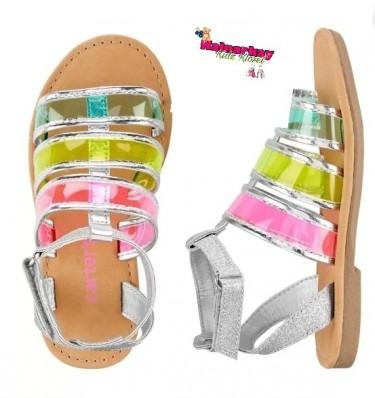 Brand Carter's..... Rainbow Sandals