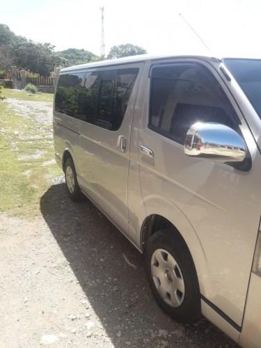 2013 Toyota Hiace (PRICE DROP) Buses Yallahs
