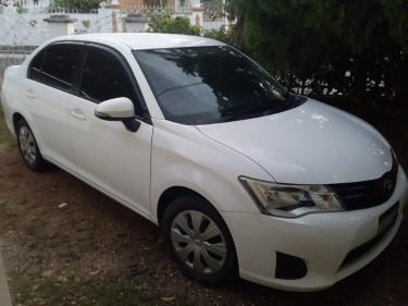 2013 Toyota Corolla Axio