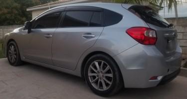 Grey 2012 Subaru Impreza 2.0i