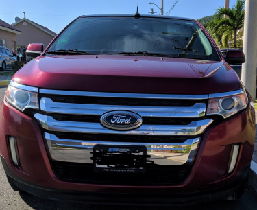 2014 Ford Edge Eco-Boost