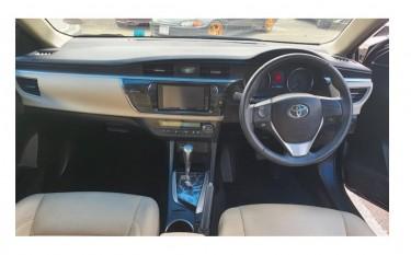 2015 Corolla Altis