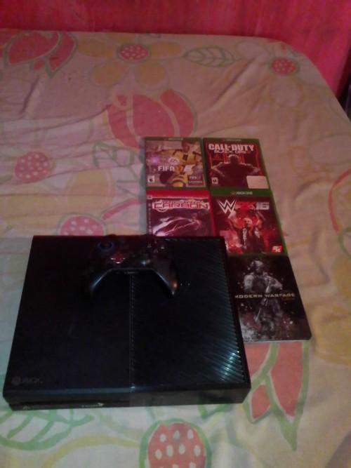 Xbox1 E Fully Working Control All Cd 33k Hmu